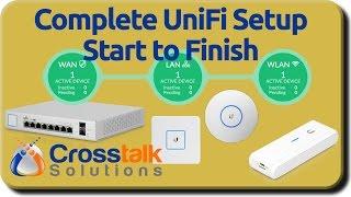 getlinkyoutube.com-Complete UniFi Setup Start to Finish