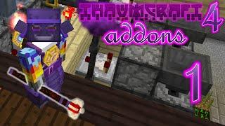 getlinkyoutube.com-Minecraft - Thaumcraft 4 Addons #1 - Thaumic Tinkerer