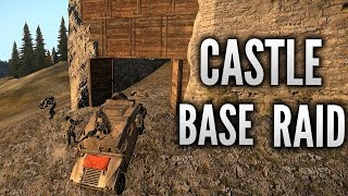 getlinkyoutube.com-ARMA 3: Exile Mod - Castle Base Raid - Part 14