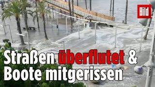 So entstand der Mini-Tsunami von Mallorca 🌊