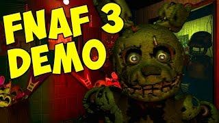 getlinkyoutube.com-Five Nights At Freddy's 3 - Демо версия FNAF 3