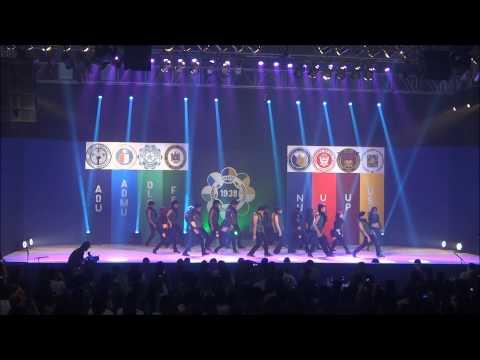UAAP Streetdance Competition 2013 - De La Salle University - La Salle Dance Company-Street