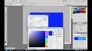 getlinkyoutube.com-how to make a green screen muzzle flash (photoshop)