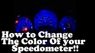 getlinkyoutube.com-How Change The Color Of Your Speedometer!!