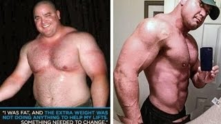getlinkyoutube.com-From FAT Powerlifter to JACKED Metrosexual...The Mark Bell Story