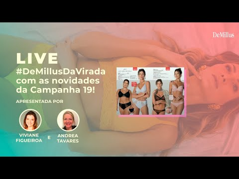 Live #DeMillusDaVirada
