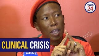 Apartheid was better - Julius Malema on SA healthcare system