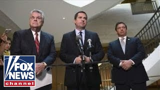 House Intelligence Committee ends Russia probe interviews