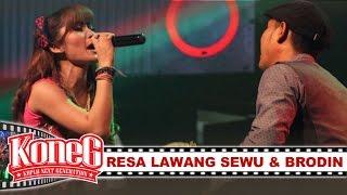 getlinkyoutube.com-Resa Lawang Sewu feat. Brodin - TRESNO WARANGGONO [KONEG JOGJA - Liquid Cafe] [LIVE PERFORMANCE]