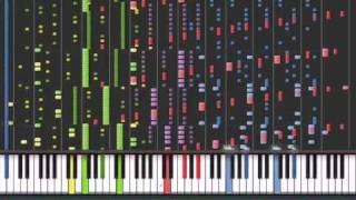 getlinkyoutube.com-Night of Nights (Synthesia) ナイト・オブ・ナイツ