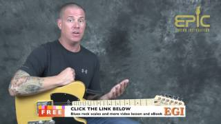 getlinkyoutube.com-Guitar song lesson learn Die A Happy Man by Thomas Rhett with chords licks rhythms solo fills