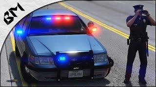 getlinkyoutube.com-GTA 5 - LSPDFR - Attaque Terroriste - Undercover - Patrouille 11