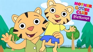 getlinkyoutube.com-Hello Hello Hello | Mother Goose Club Playhouse Kids Song