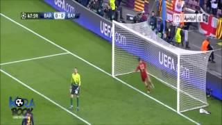 أهداف بايرن ميونخ 7-0 برشلونة بتعليق الشوالي و رؤوف خليف  HD
