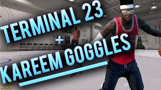 getlinkyoutube.com-NBA 2K16 Tips: How To Get TERMINAL 23 Jordan MyCourt! How To Get GOGGLES in MyCAREER!