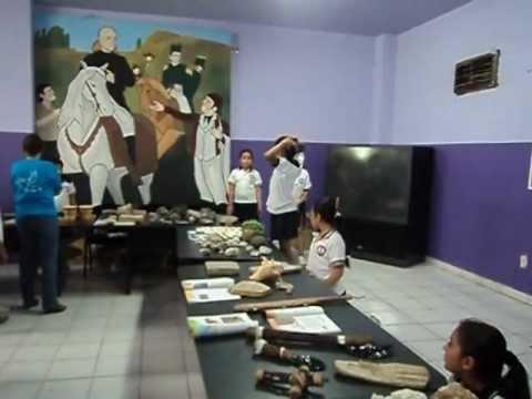 MUSEO Y MAQUETAS DE LAS TRES ÁREAS CULTURALES DEL MÉXICO ANTIGUO