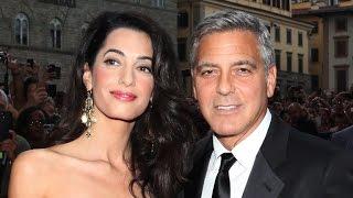 getlinkyoutube.com-Watch George Clooney Profess His Love for Amal Alamuddin