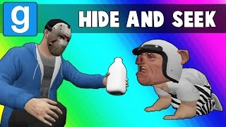 getlinkyoutube.com-Gmod Hide and Seek Baby Edition! (Garry's Mod Funny Moments)