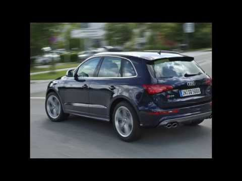 Audi SQ5, I поколение рестайлинг, 2013