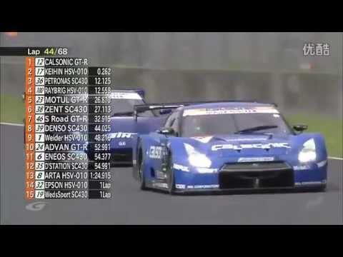 2011 Super GT Rd1 Okayama Race (2/2)