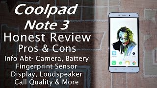 getlinkyoutube.com-Coolpad Note 3 Honest Review | Pros and Cons, Likes & Dislikes