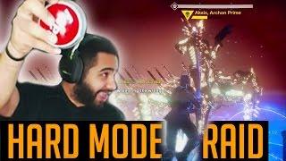 getlinkyoutube.com-Destiny HARD MODE RAID EASY | Wrath of the Machine HEROIC MODE & Hard Mode Loot