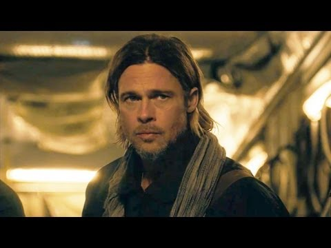 World War Z Trailer Official [1080 HD] - Brad Pitt