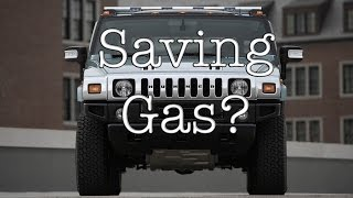 getlinkyoutube.com-Save Gas With A Hummer H2?