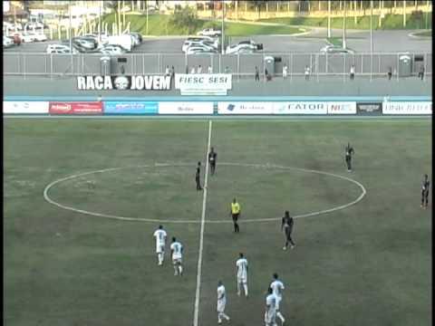Gols Metropolitano 2 x 0 Penapolense - Narração Luciano Silva - Série D 2014