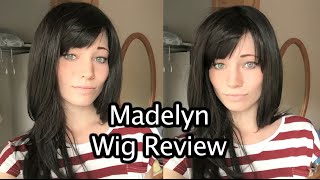getlinkyoutube.com-Wig Review: Madelyn by Amore