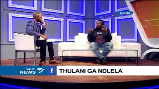 Thulani Ndlela on his recently released CD