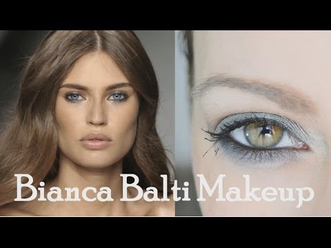 Make Up Tutorial: trucchiamoci come Bianca Balti!