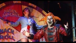 getlinkyoutube.com-Full FINAL CARNAGE RETURNS of the year at HHN25 Jack The Clown 11/1/2015