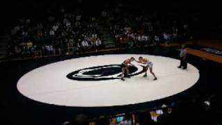 getlinkyoutube.com-Sanderson manhandles Taylor