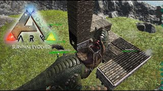 "getlinkyoutube.com-Ark: Survival Evolved - Part 6: ""BEST RAID EVER!!"""