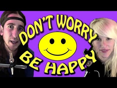 Don't Worry  Be Happy - Gianni and Sarah (Bobby McFerrin)