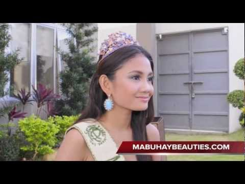 Miss Earth Fire & Water Interviews