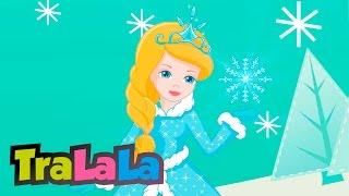 getlinkyoutube.com-Crăiasa Zăpezii - Cântece de iarnă pentru copii | TraLaLa