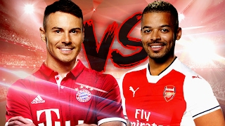 getlinkyoutube.com-BILLY VS JEZZA!! BAYERN VS ARSENAL LIVE REACTION!