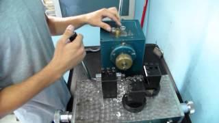 getlinkyoutube.com-Torno para Alianças Maquinas Brasil
