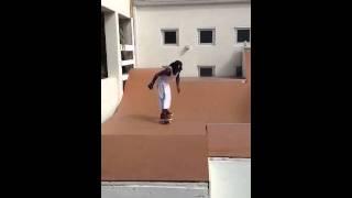 Lil Wayne nous montre ses nouvelles compétences de skateur
