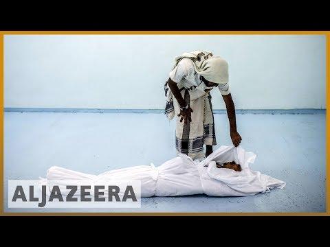 AlJazeera English:Yemen: Funerals held for Sanaa air attack victims | Al Jazeera English