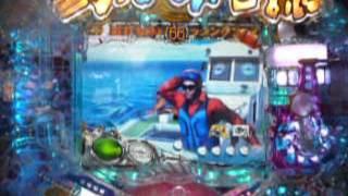 getlinkyoutube.com-2014 04 10 CR まわるんパチンコ 釣りバカ日誌2 その2