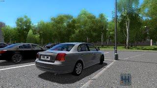 getlinkyoutube.com-City Car Driving 1.5.3 | Toyota Avensis | [+DOWNLOAD LINK]
