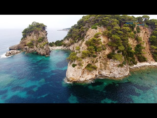 Preveza prefecture beaches flight