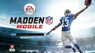 getlinkyoutube.com-Madden Mobile head to head glitch 12/9/15