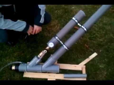 Bomba de ariete de pvc 1.1.