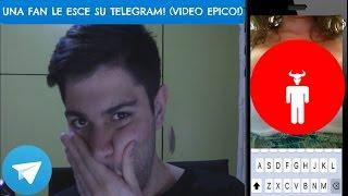 getlinkyoutube.com-UNA FAN LE ESCE SU TELEGRAM! (VIDEO EPICO) - iCazzeggiaTORI