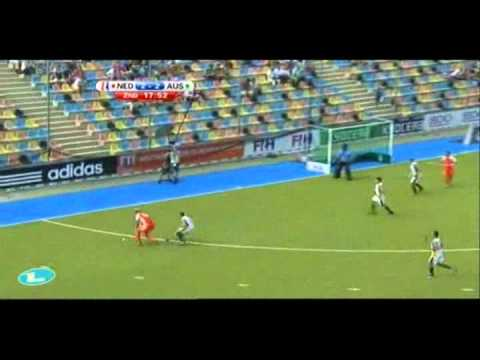 Australia vs Holland-Field hockey (Champions Trophy 2010)Best match