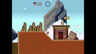 getlinkyoutube.com-Super Mario Bros. X (SMBX) playthrough - SMBX Trhought Time [P5]